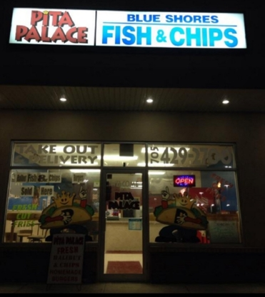 Blue Shores Fish & Chips - Restaurants - 705-429-2700