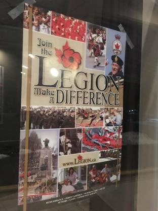 Royal Canadian Legion - Banquet Rooms