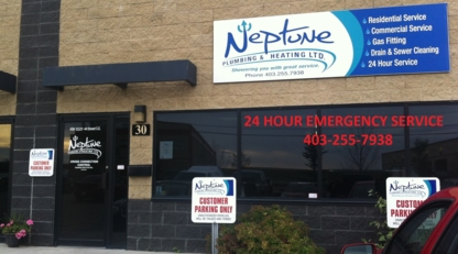 View Neptune Plumbing & Heating Ltd's Okotoks profile