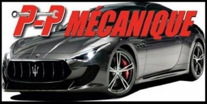 Mécanique P-P - Garages de réparation d'auto