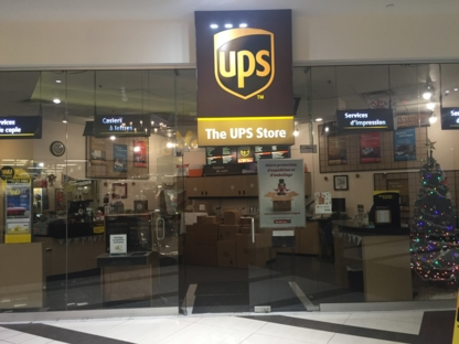 View The UPS Store's Terrasse-Vaudreuil profile