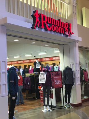 Running Room - Magasins d'articles de sport