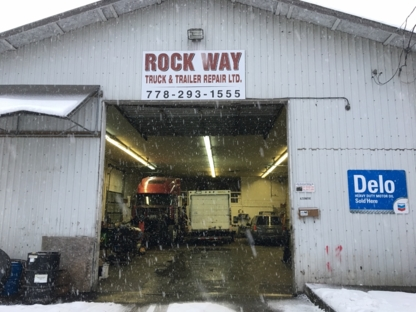 Rock Way Truck & Trailer Repair Ltd - Trailer Renting, Leasing & Sales - 778-293-1555