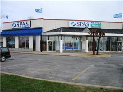 Spas & Cie - Baignoires à remous et spas - 450-656-7727