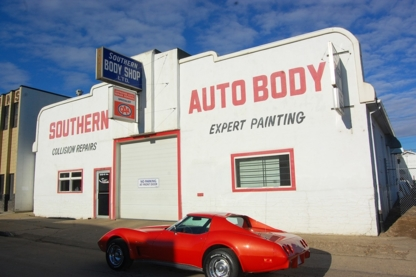 Southern Auto Body Inc - Auto Body Repair & Painting Shops - 780-433-2402