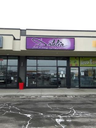 Tatouage Dahlia - Tattooing Shops