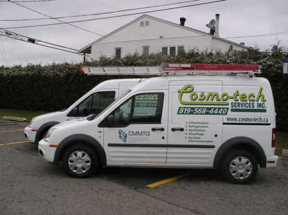 Cosmo-Tech Services Inc - Magasins de gros appareils électroménagers - 819-568-4440