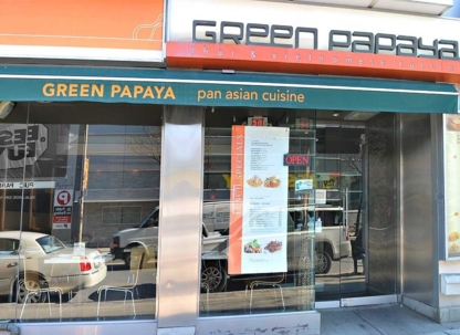 Green Papaya - Restaurants - 416-932-8891
