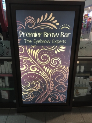 Premier Brow Bar - Épilation à la cire - 604-474-4707
