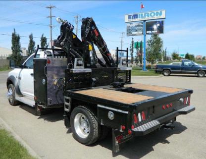 Milron Metal Fabricators Inc - Truck Bodies