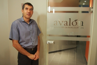 Avalon Dentistry On Roncesvalles - Dentists - 416-516-9111