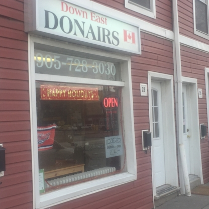 Down East Donairs - Middle Eastern Restaurants - 905-728-3030
