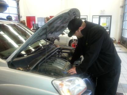 Oil Changers - Auto Repair Garages - 613-549-5823
