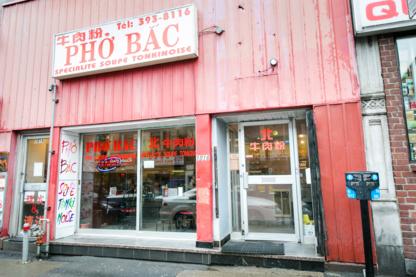 Restaurant Pho Bac - Restaurants - 514-393-8116
