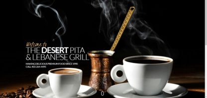 The Desert Pita & Grill - Restaurants moyen-orientaux - 403-264-4495