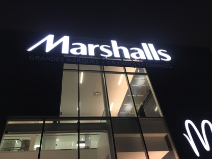 Marshalls - Department Stores - 514-721-9785
