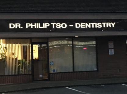 Tso Philip Dr Inc - Dentists - 604-941-3738