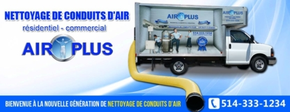 View Air Plus Montreal Nettoyage de conduits d'air's Terrebonne profile