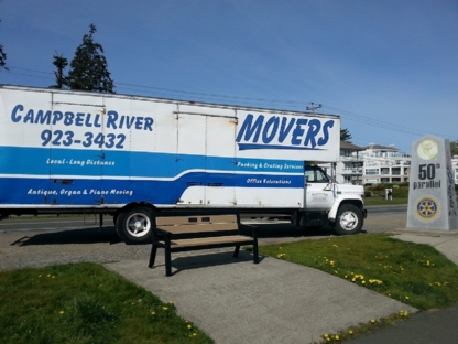Campbell River Movers - Moving Services & Storage Facilities