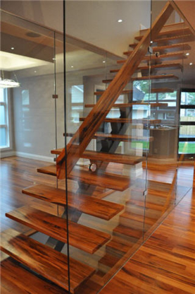 Architech Stairs & Railings - Railings & Handrails