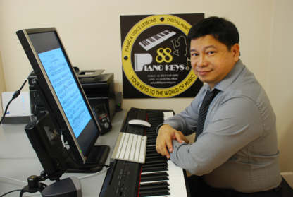 Anthony Tajanlangit O A 8 - Music Lessons & Schools - 416-630-8800