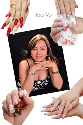 JJJ Nails & Beauty Bar - Nail Salons - 778-394-7311