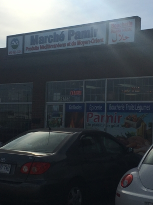 Marche Pamir - Grocery Stores