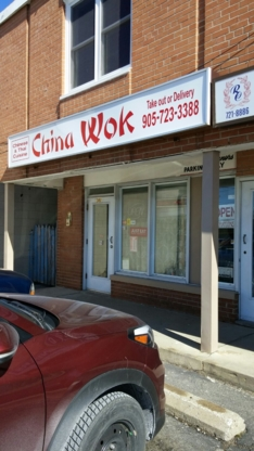 China Wok - Thai Restaurants - 905-723-3388
