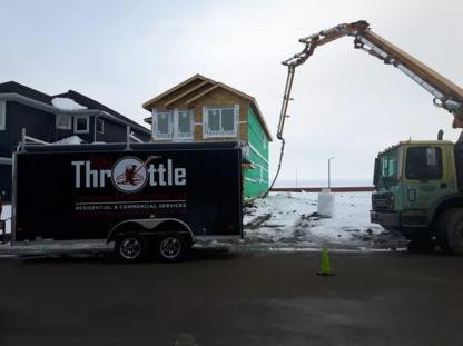 Full Throttle Concrete & Construction - Concrete Contractors