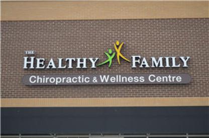 Healthy Family Chiropractic & Wellness Centre - Chiropractors DC - 905-864-1516