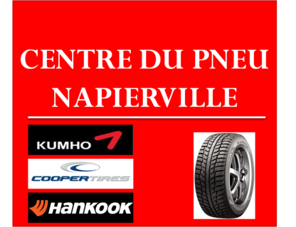 Centre Du Pneu Napierville - Tire Retailers