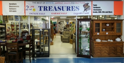 2ndLifeTreasures - Second-Hand Stores - 780-307-6299