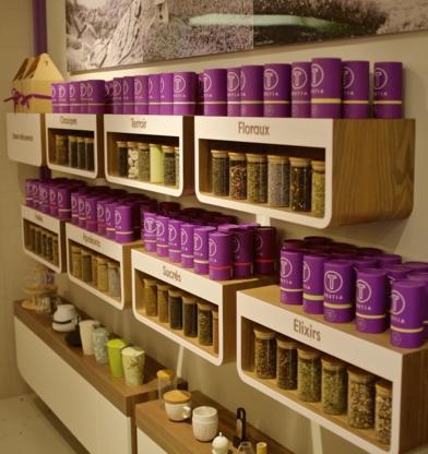 Hestia - Salons de thé - 514-303-3550
