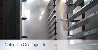 Voir le profil de Colourific Coatings Ltd - Milton
