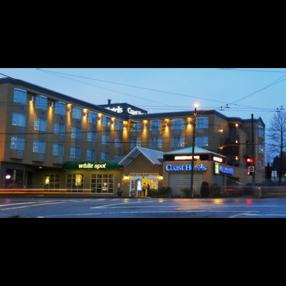 Coast Vancouver Airport Hotel - Hotels - 604-263-1555