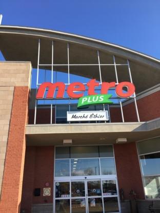 Metro Plus Arthur-Sauvé (St-Eustache) - Épiceries - 450-472-8048