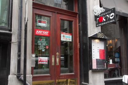 Restaurant Tokyo Sushi Du Vieux-Port - Pizza & Pizzerias - 514-844-6695