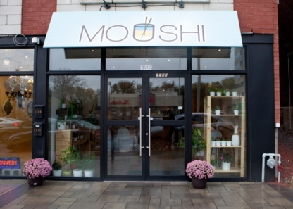 Moushi - Restaurants - 514-369-8860