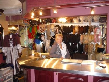La Costumière Micheline Dubé - Theatrical & Halloween Costumes & Masks