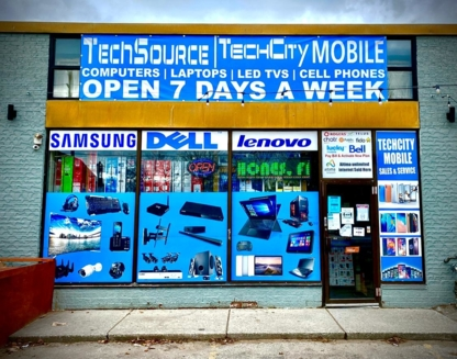 Tech Source Downtown - Computer Stores