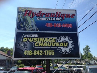 Usinage Chauveau - Welding - 418-842-1755