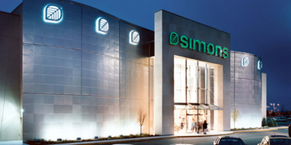 Simons - Clothing Stores - 514-483-1840