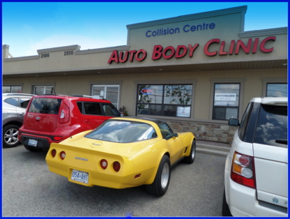 Auto Body Clinic - Auto Body Repair & Painting Shops - 905-337-9343