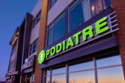 View Clinique Podiatrique Pierre Le Gardeur's Repentigny profile