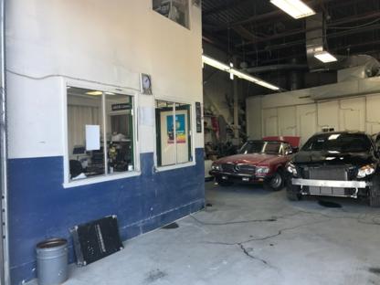 Carrosserie Jacob & Jacob - Réparation de carrosserie et peinture automobile