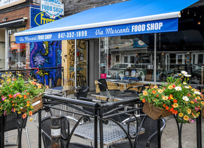 Via Mercanti Food Shop - Italian Restaurants