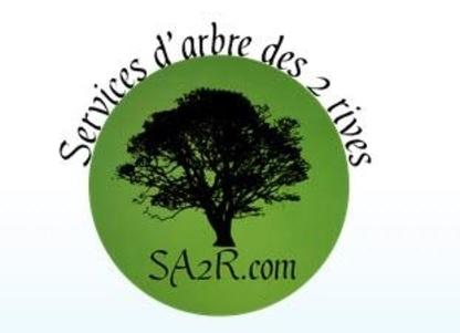 Services d'arbre des 2 rives - Landscape Contractors & Designers - 418-440-9273