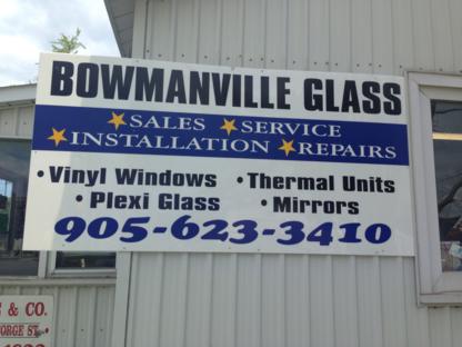 Bowmanville Glass - Shower Enclosures & Doors