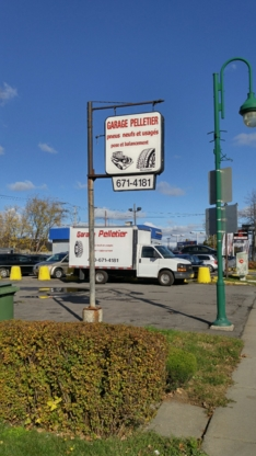 Garage Pelletier - Used Tire Dealers
