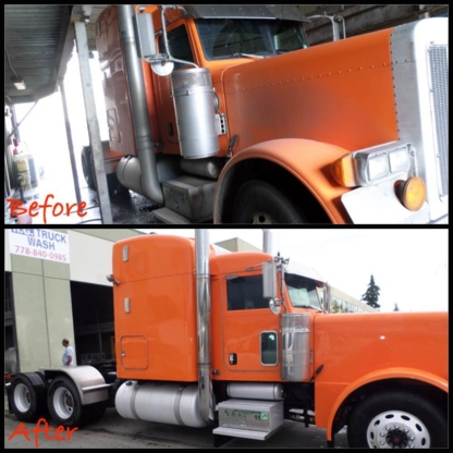 RG Truck Wash - Truck Washing & Cleaning